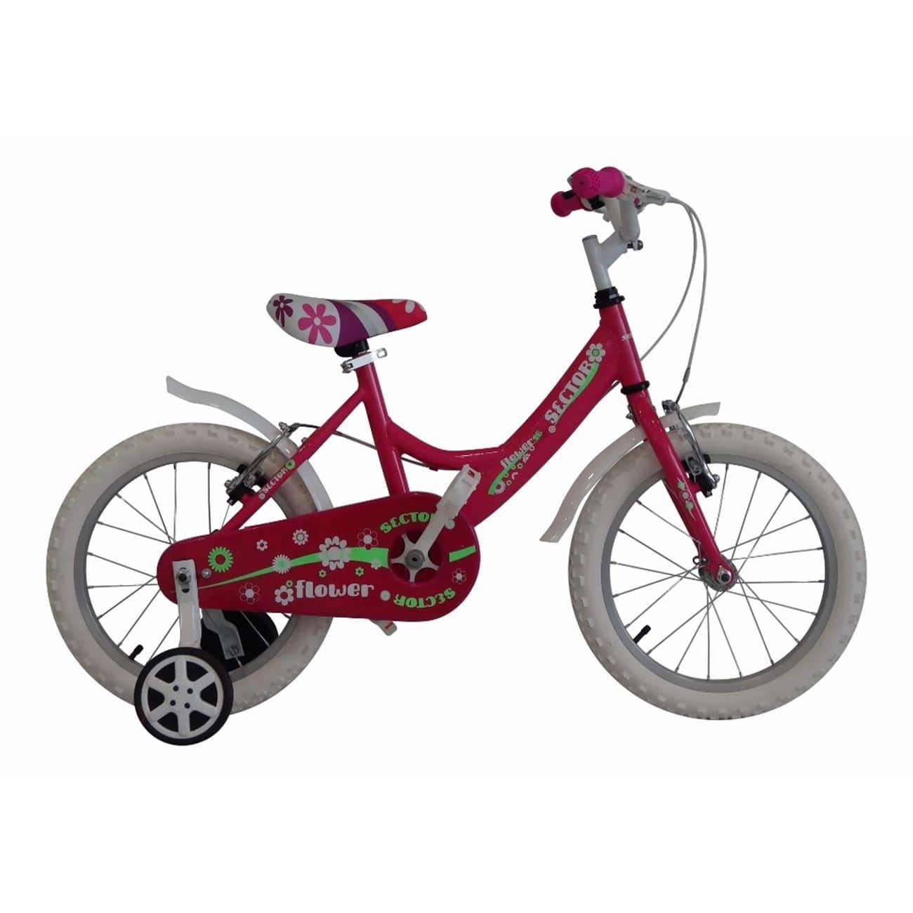 """Παιδικό Ποδήλατο Sector Flower 16"""""""