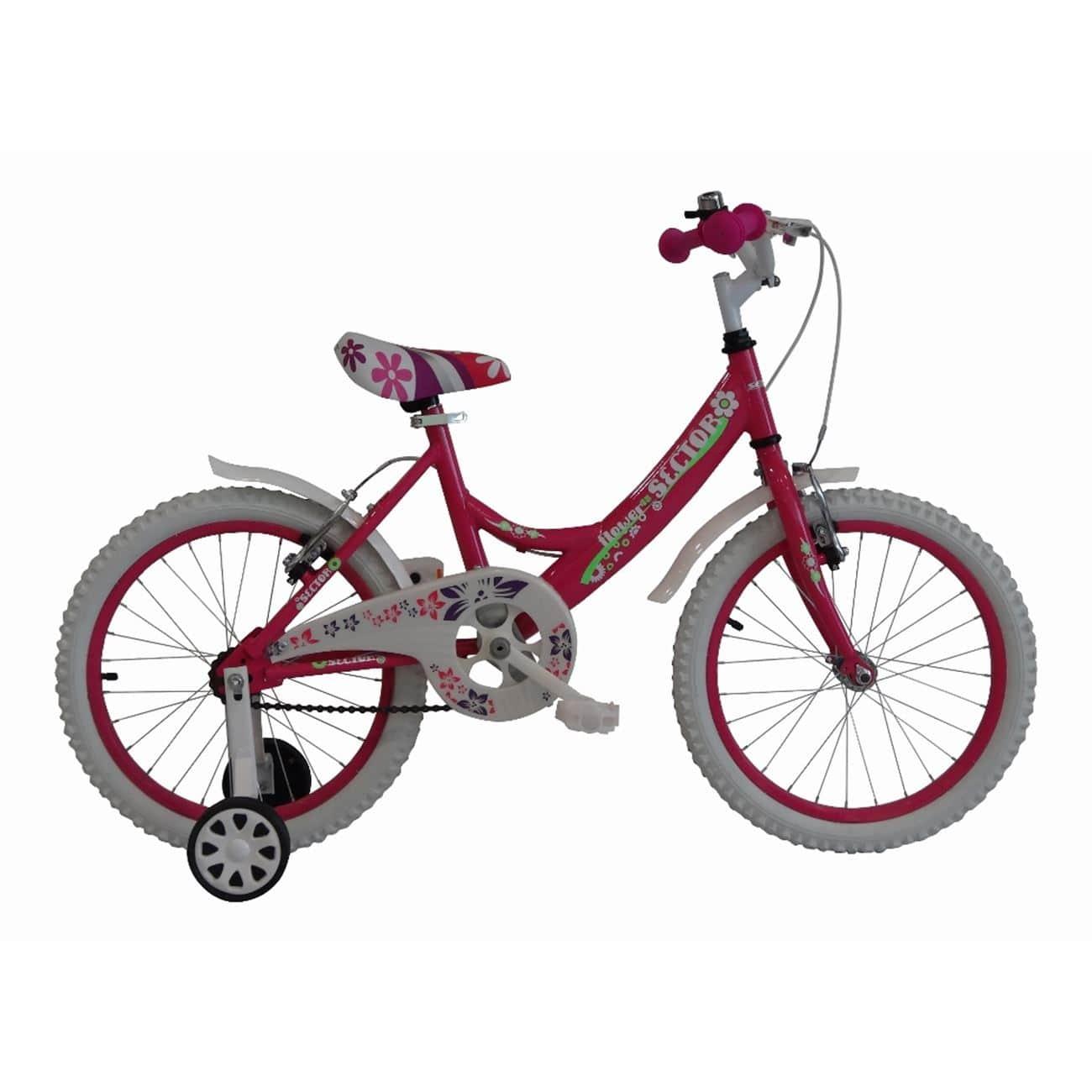 """Παιδικό Ποδήλατο Sector Flower 18"""""""