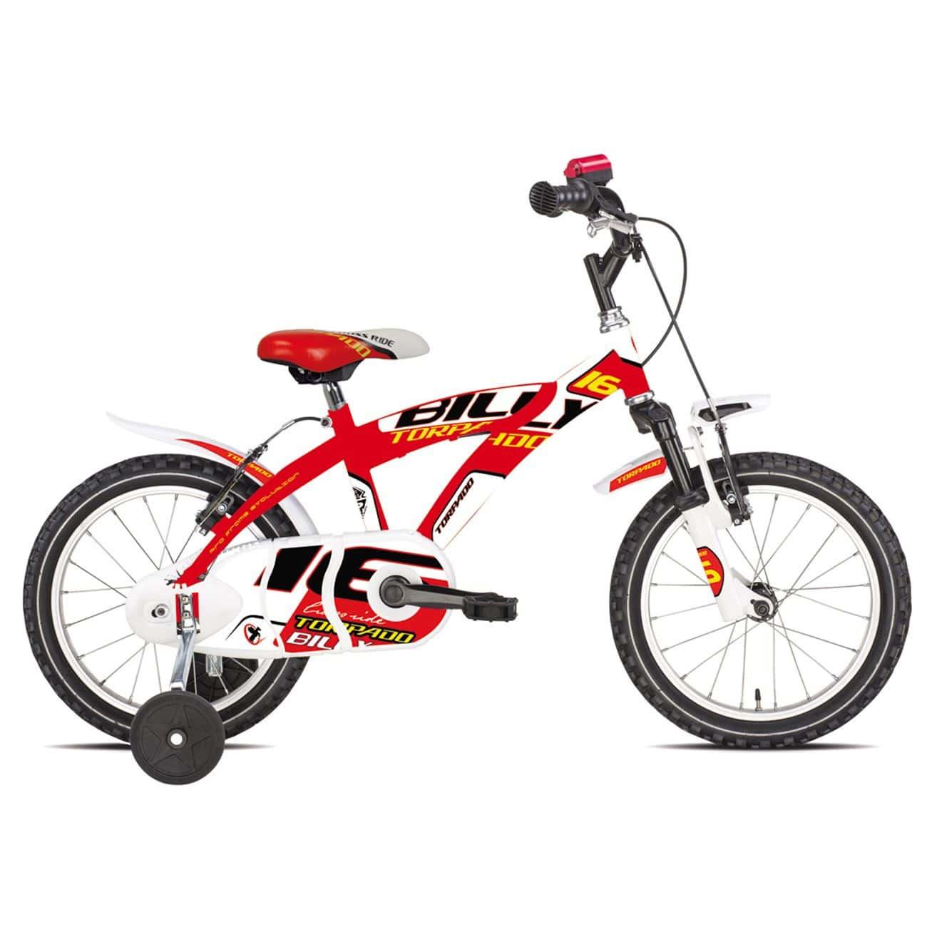 """Torpado Ποδήλατο Billy 16"""" - Παιδικό Ποδήλατο"""