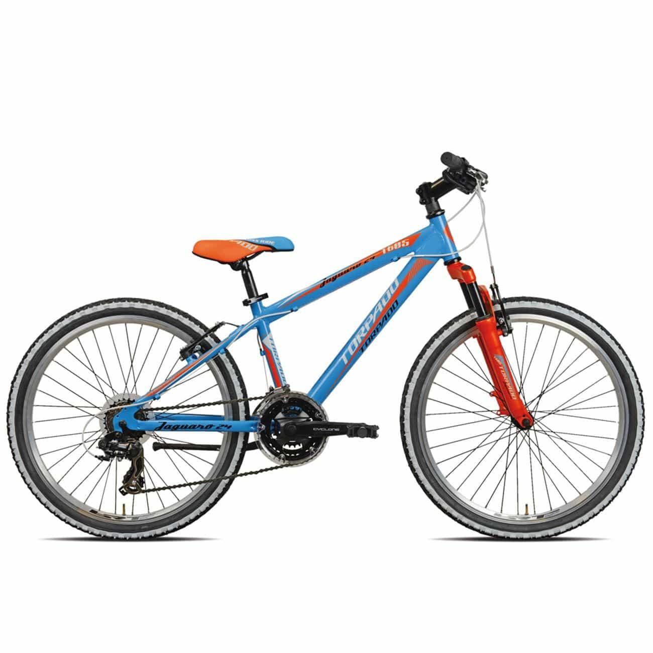 """Torpado Jaguaro 24"""" - Παιδικό Ποδήλατο"""