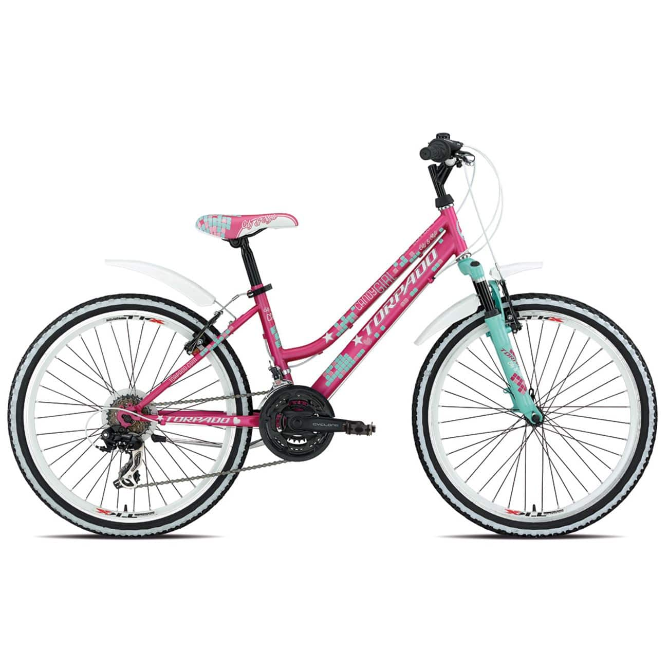 "Torpado Candy 24"" - Παιδικό Ποδήλατο"
