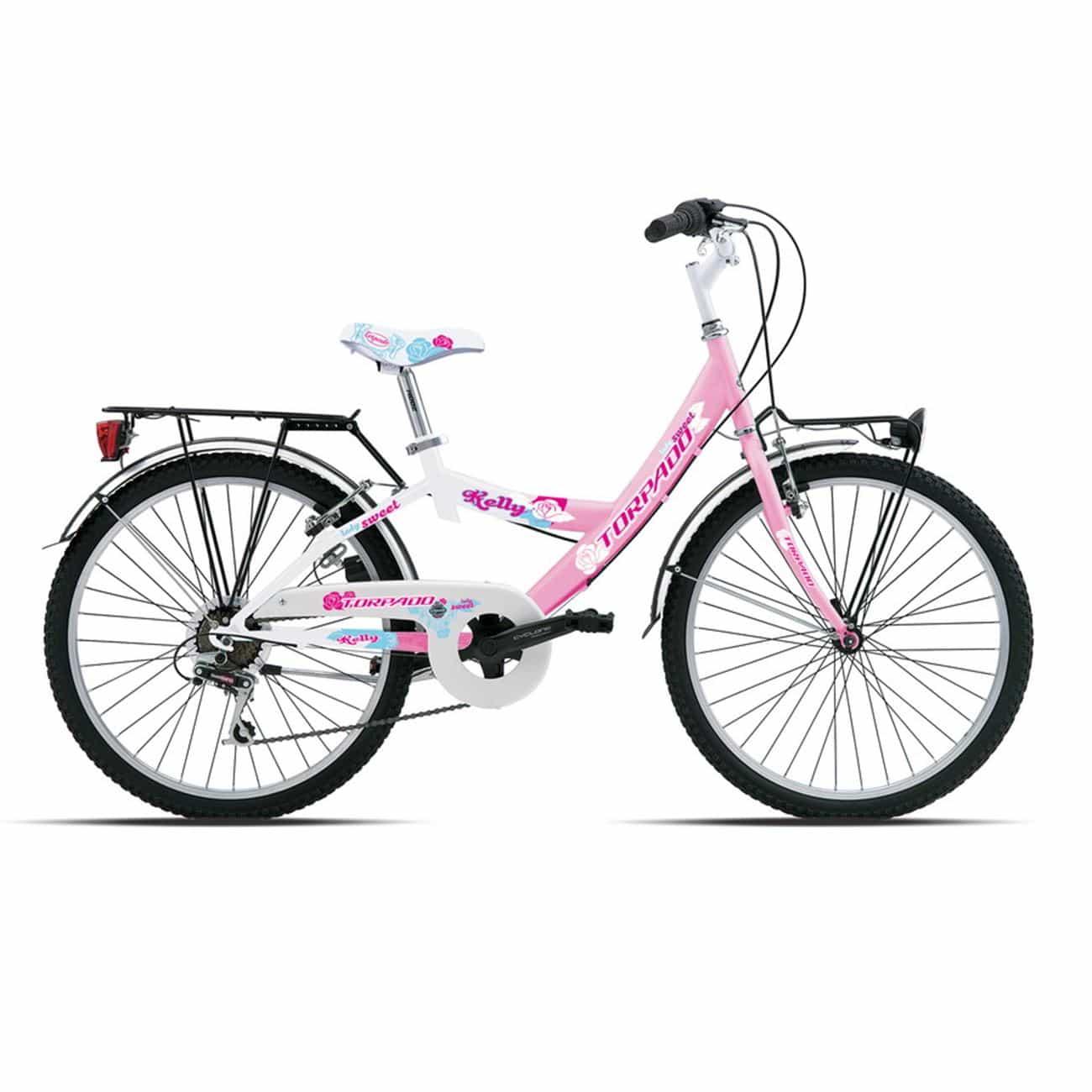 """Torpado Kelly 24"""" - Παιδικό Ποδήλατο"""