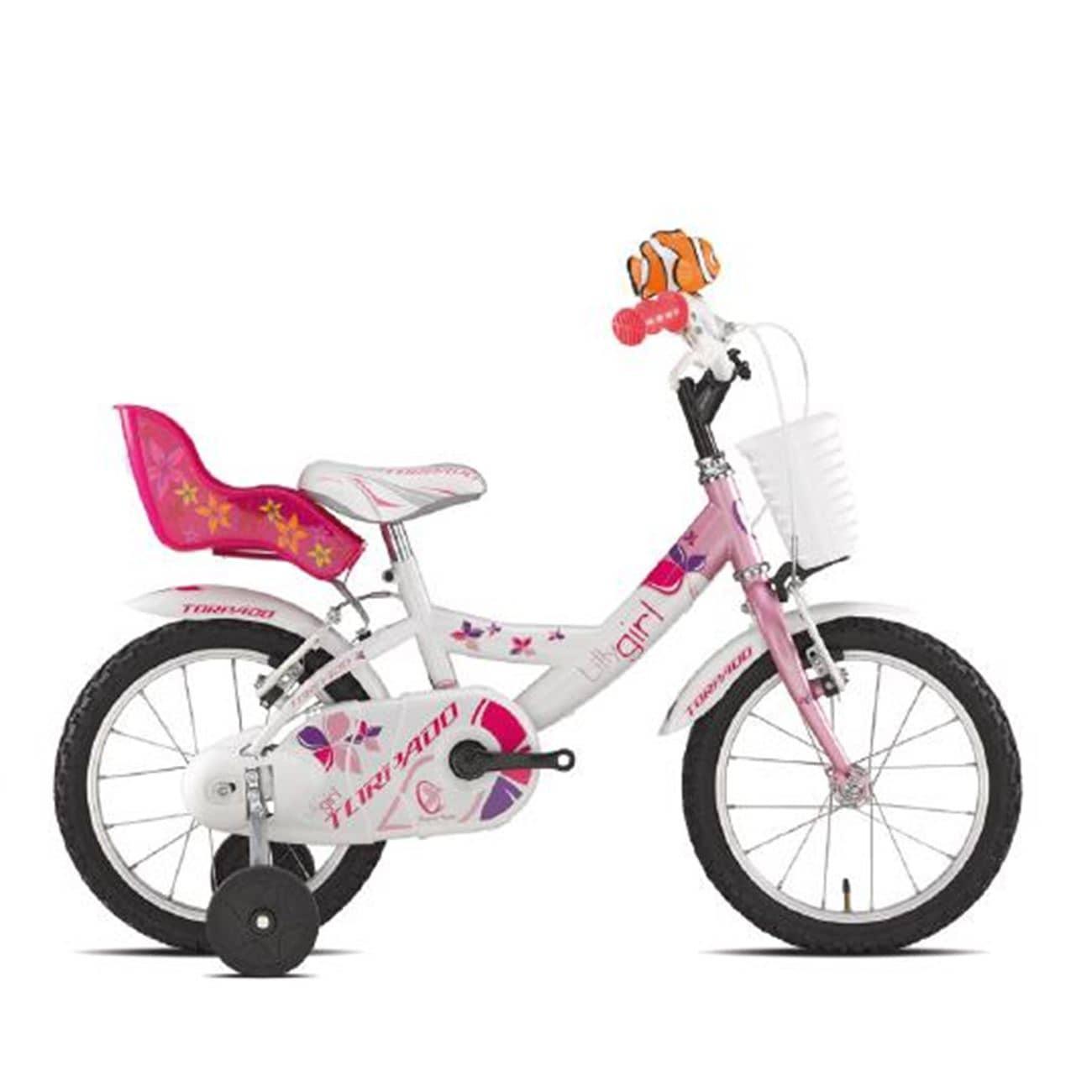 """Torpado Lilly 14"""" - Παιδικό Ποδήλατο"""