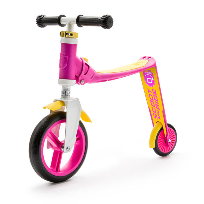 Scoot And Ride Ποδήλατο Ισορροπίας Και Πατίνι 2σε1 HighWayBaby - Πατίνι / Ποδήλατο Ισορροπίας