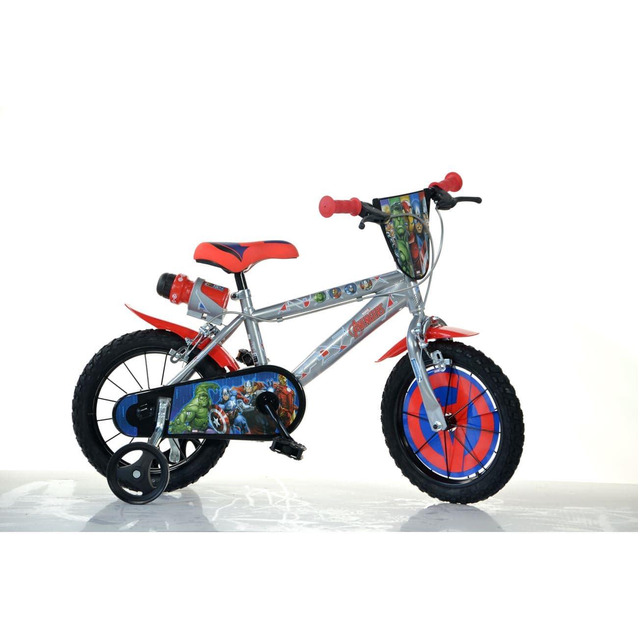 """Παιδικό Ποδήλατο Avengers 16"""""""