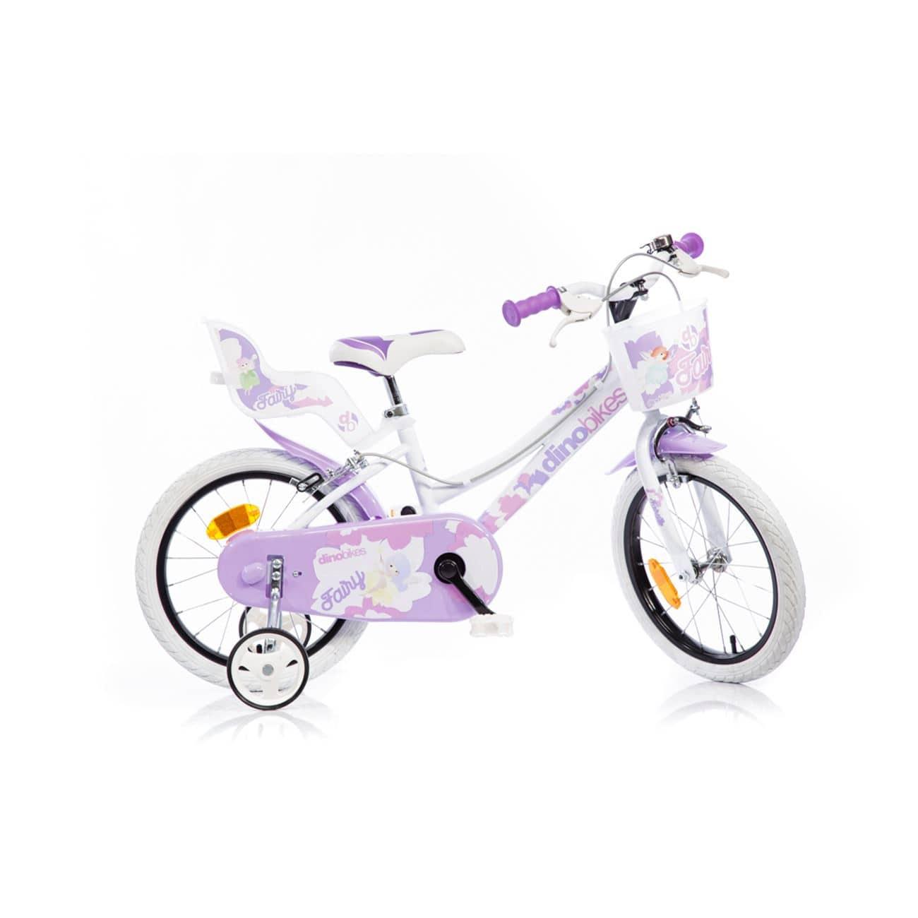 """Παιδικό Ποδήλατο Dino Fairy 16"""""""