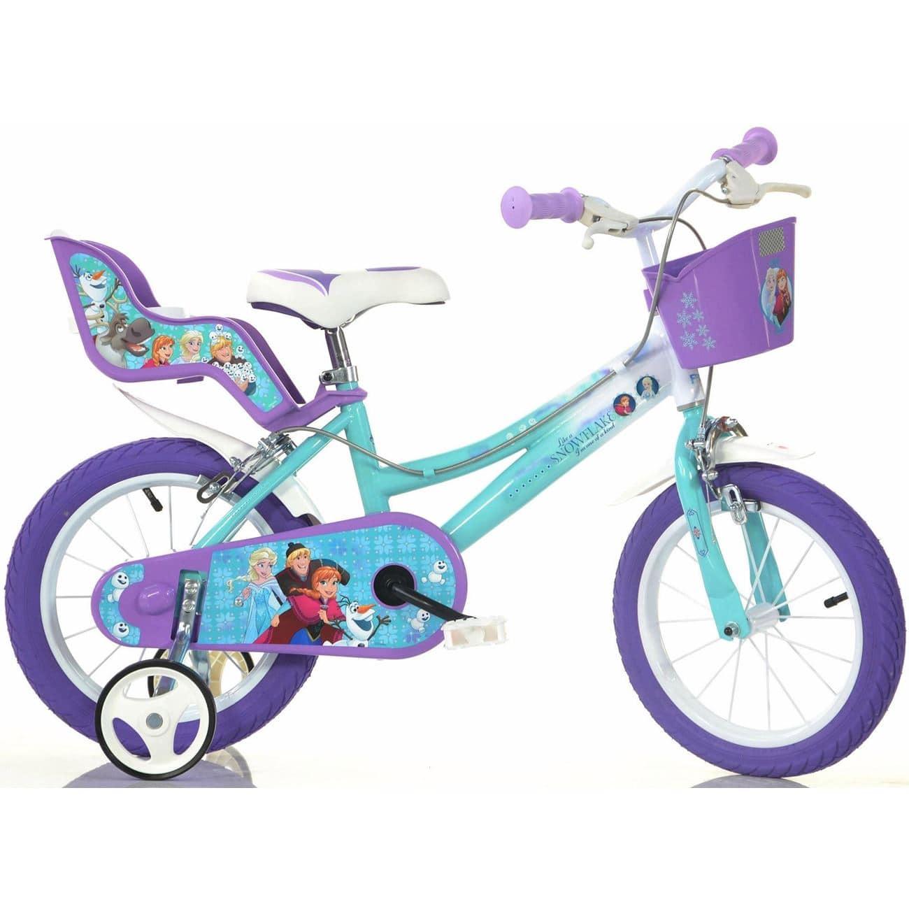 """Παιδικό Ποδήλατο Frozen 16"""""""