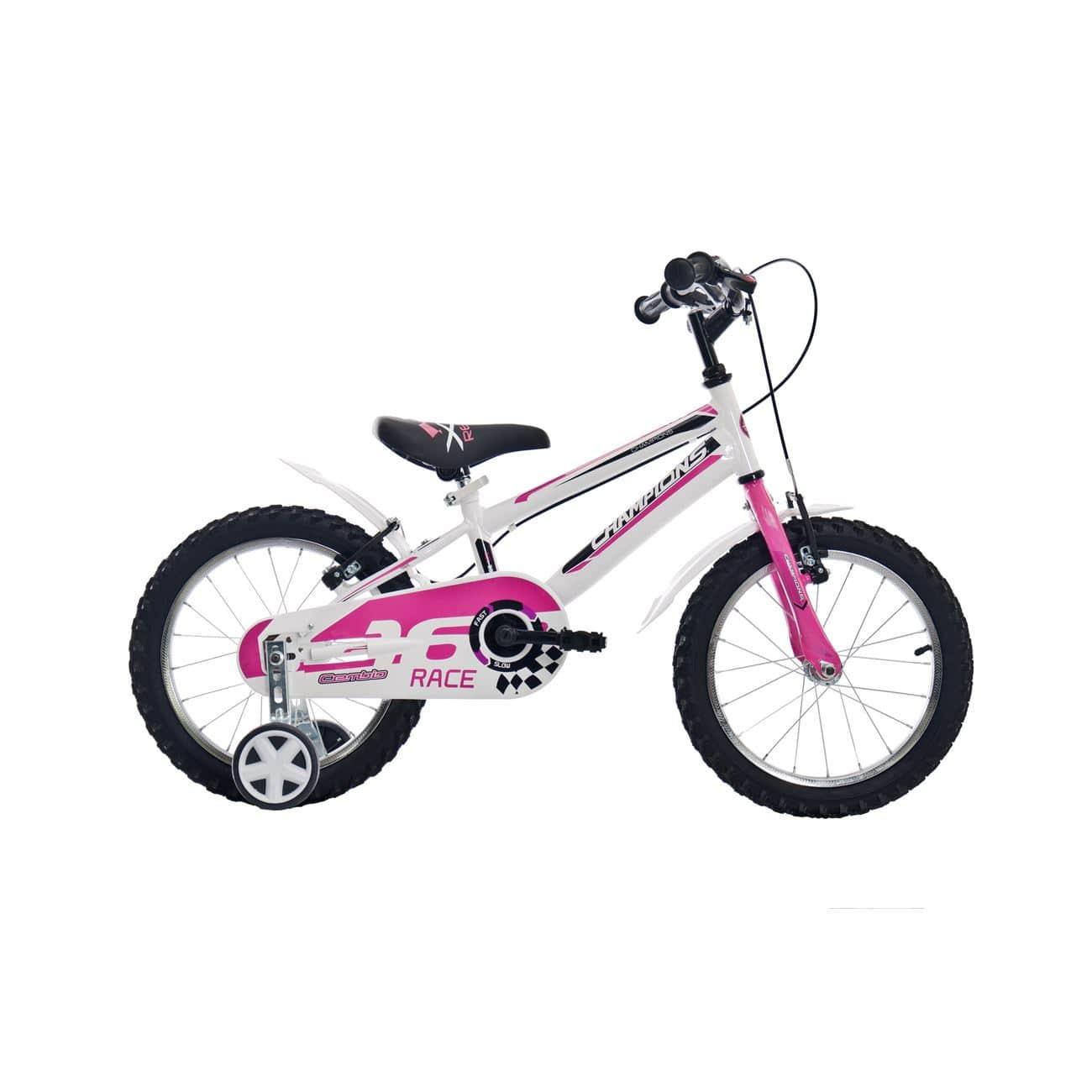 """Παιδικό Ποδήλατο 16"""" Champions Γυναικείο"""