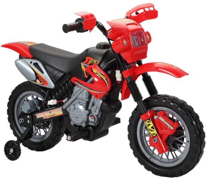 Ηλεκτροκίνητη Παιδική Μοτοσυκλέτα Zita Toys