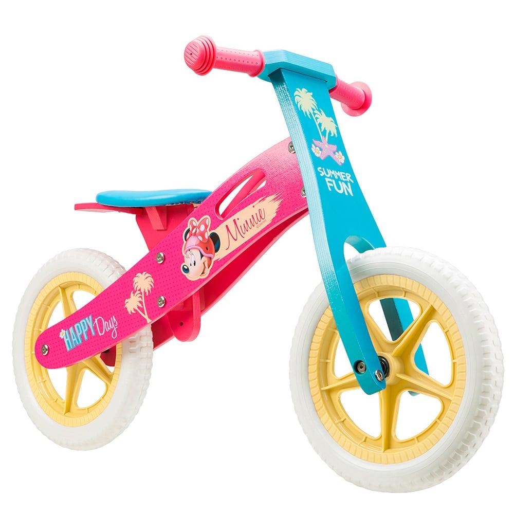 Παιδικό Ποδήλατο Ισορροπίας Minnie-Παιδικά Ποδήλατα
