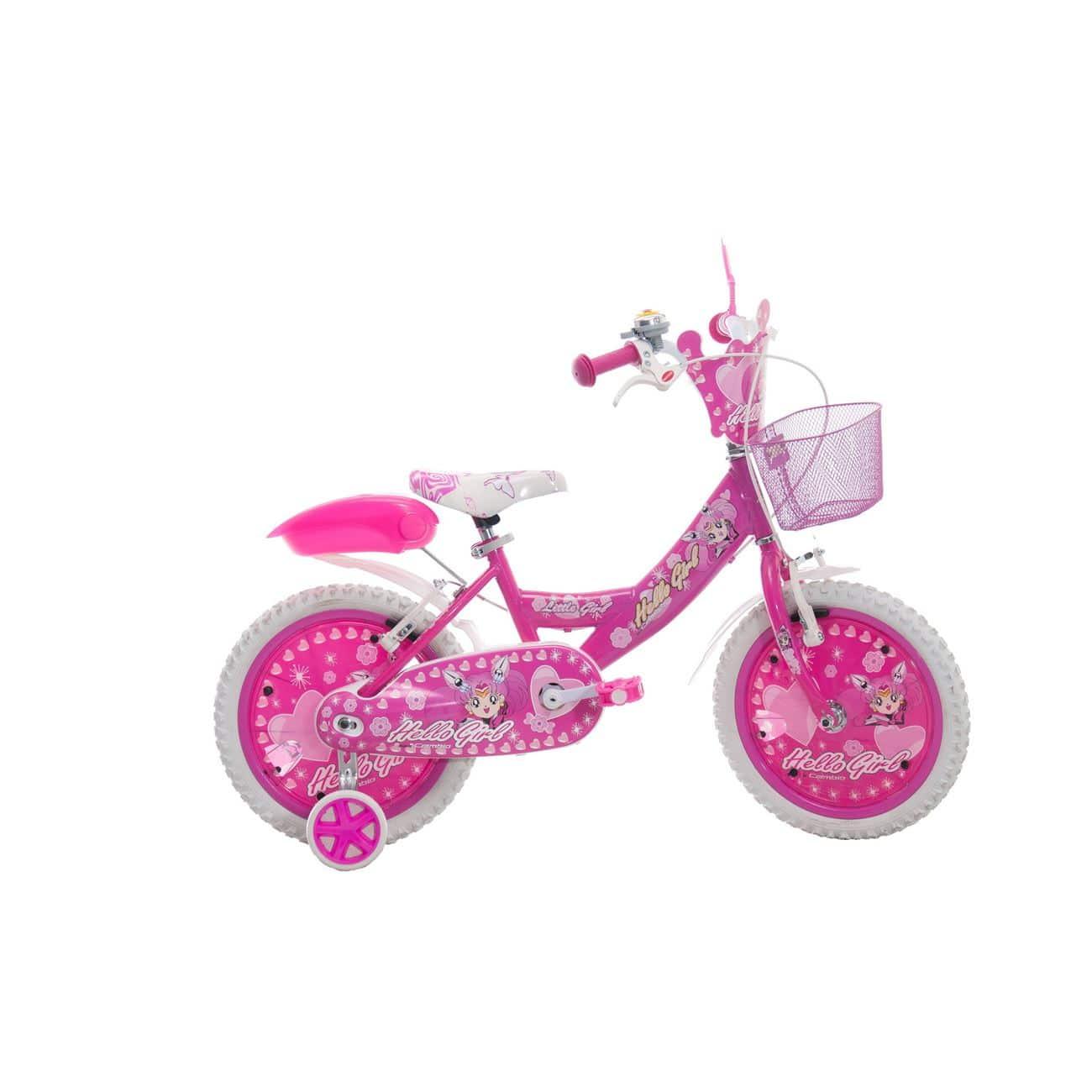 """Παιδικό Γυναικείο Ποδήλατο 16"""""""