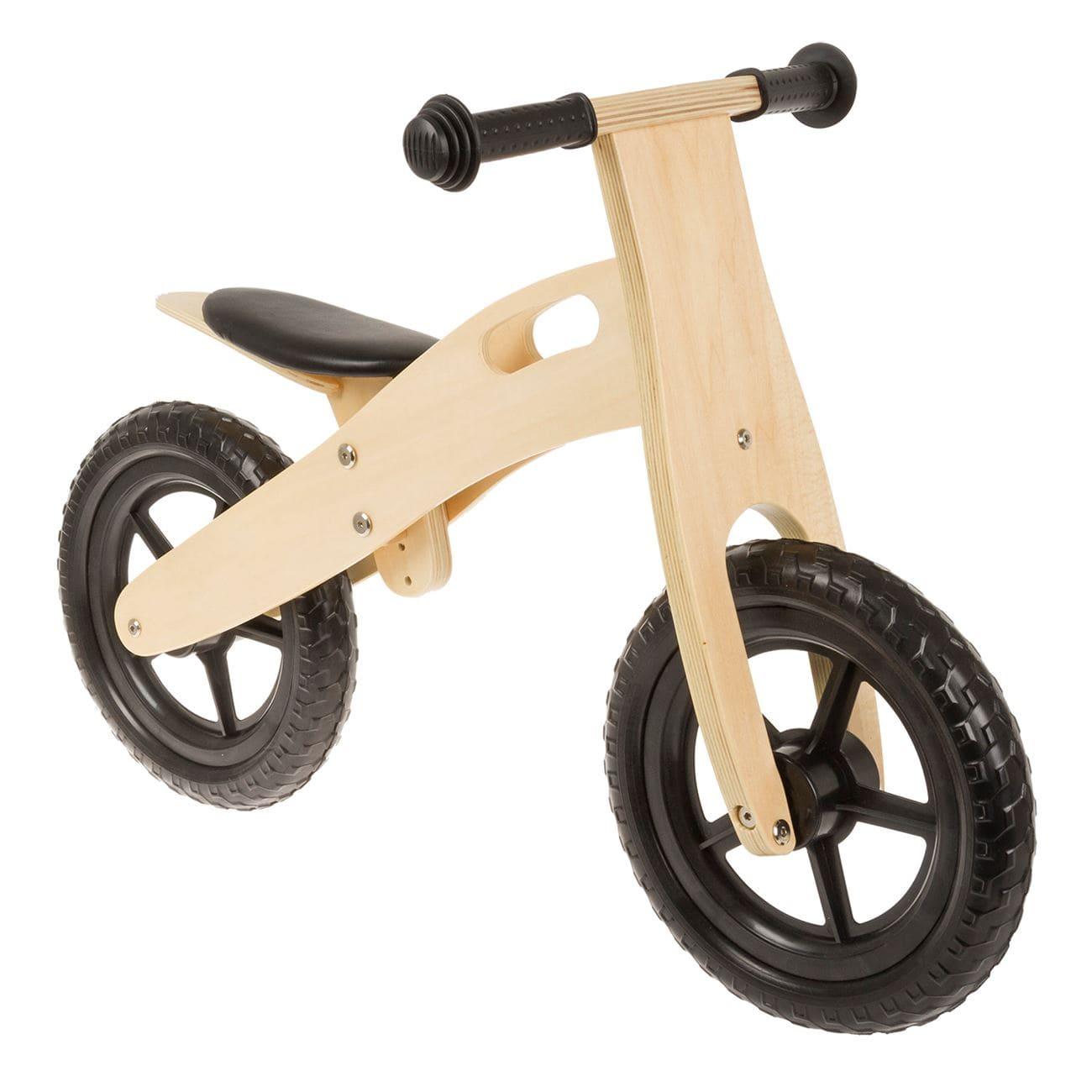 Προπαιδευτικό Ποδήλατο Ξύλινο