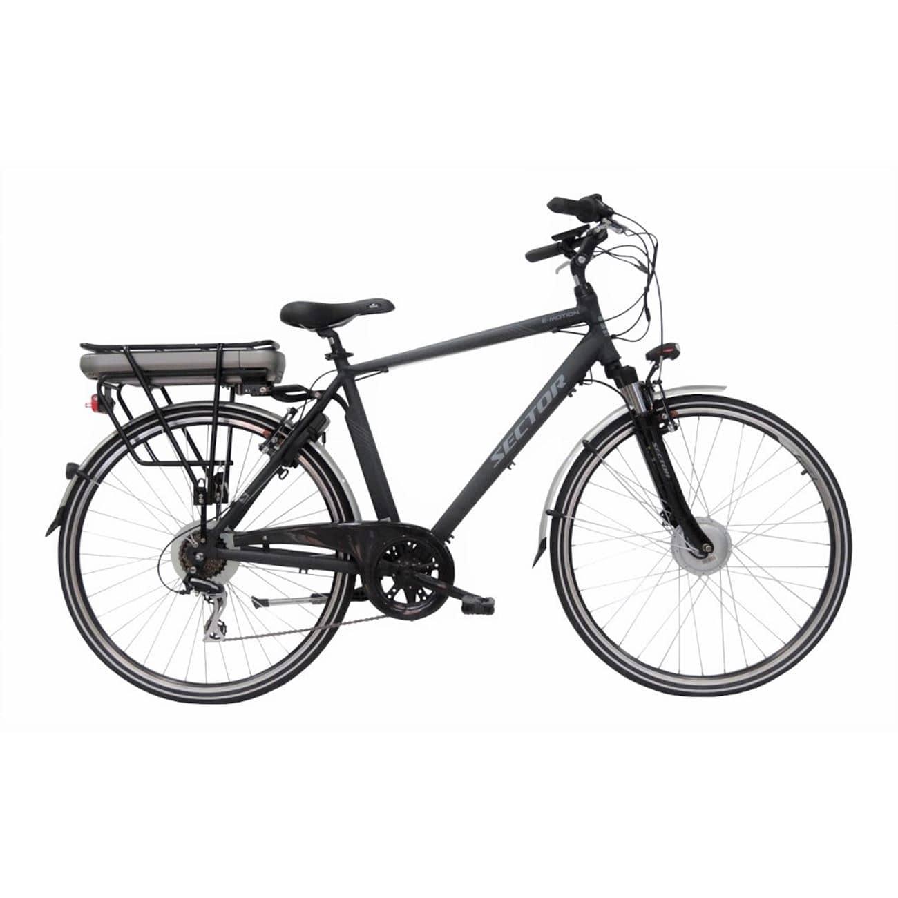 "Sector Ηλεκτρικό Ποδήλατο 28"" Αλουμινίου"