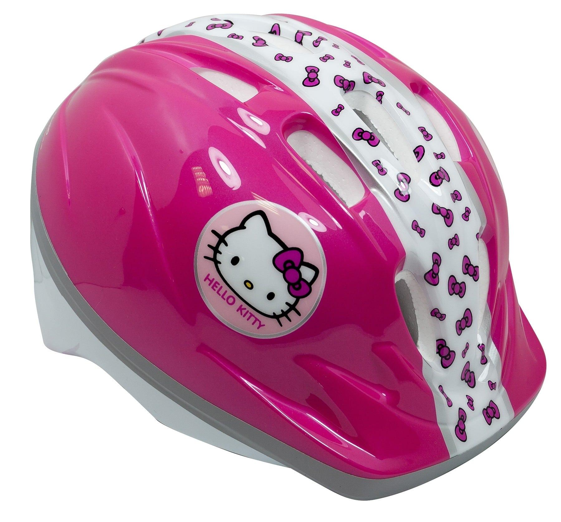 Ποδηλατικό Κράνος Hello Kitty-Ρουχισμός Ποδηλάτου