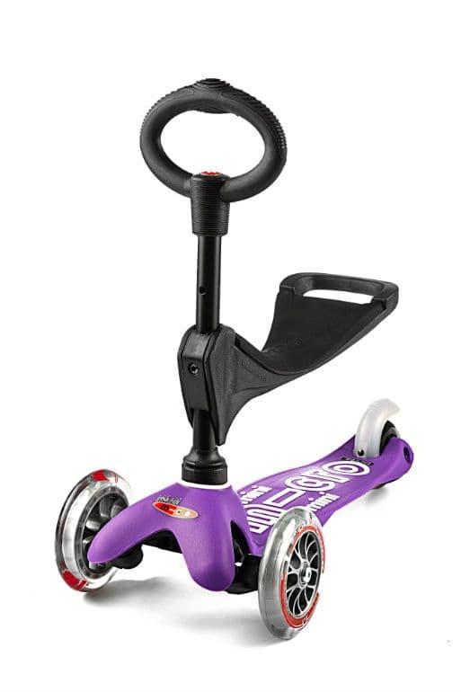 Πατίνι - Περπατούρα 3 Σε 1 Micro - Ποδήλατα - Πατίνια