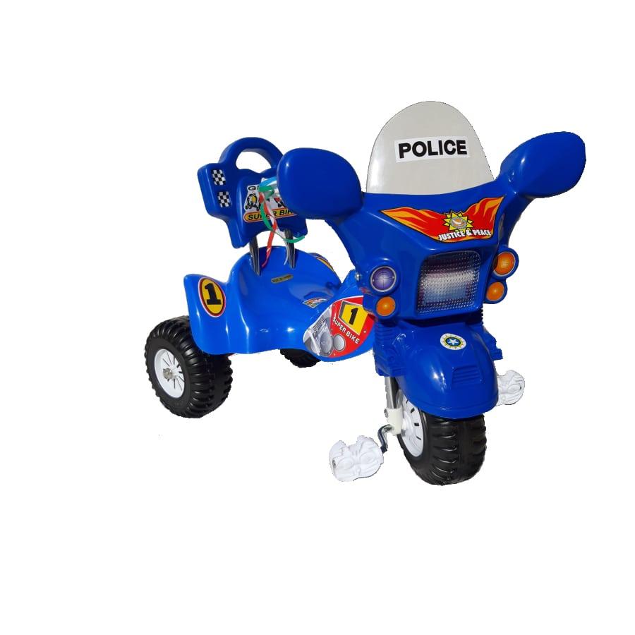 Παιδικό Τρίκυκλο Police-Παιδικά Τρίκυκλα