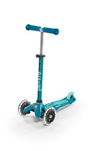 Παιδικό Πατίνι Τρίτροχο Με Φωτιζόμενες Ρόδες - Πατίνια - Ποδήλατα
