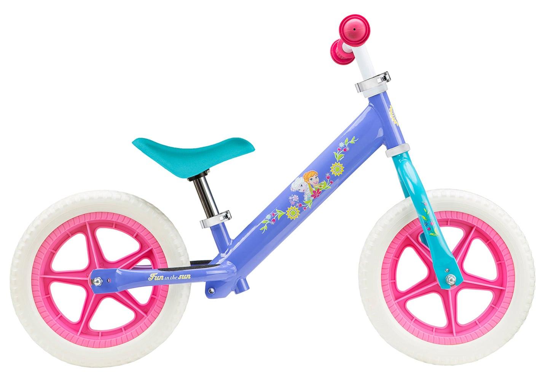 Seven Μεταλλικό Ποδήλατο Ισορροπίας Disney Frozen - Παιδικά Ποδήλατα Ισορροπίας