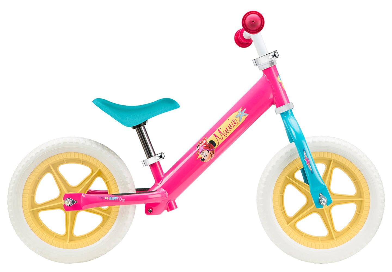 Seven Μεταλλικό Ποδήλατο Ισορροπίας Disney Minnie - Παιδικά Ποδήλατα Ισορροπίας