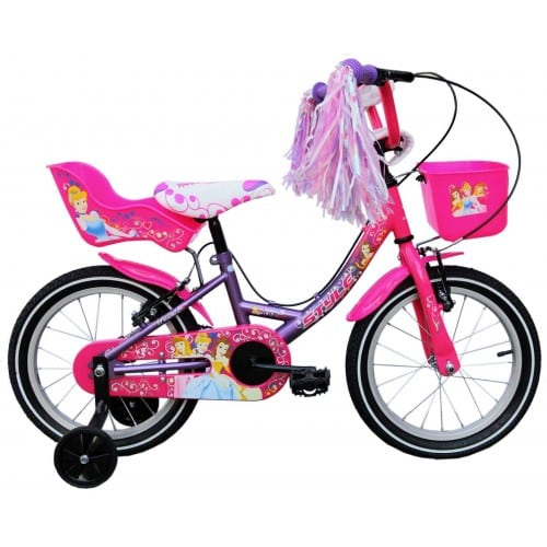 Style Παιδικό Ποδήλατο Princess - Παιδικά Ποδήλατα