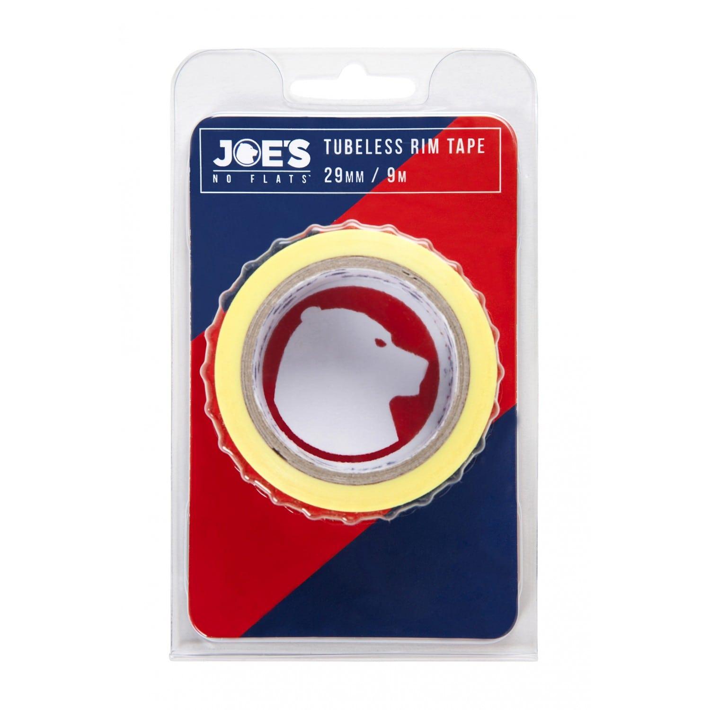 Joe's Tubeless Yellow Rim Tape - Κιτ Μετατροπής σε Tubeless