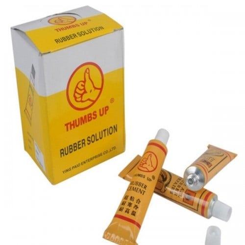 Κόλλα Μπαλωμάτων Thumbs Up Rubber Solution - Κιτ Επισκευής Tubeless
