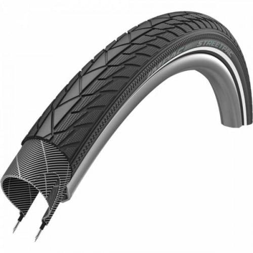 Cst Ελαστικό Impac TourPac Με Ανακλαστική Λωρίδα - Ελαστικά Ποδηλάτου