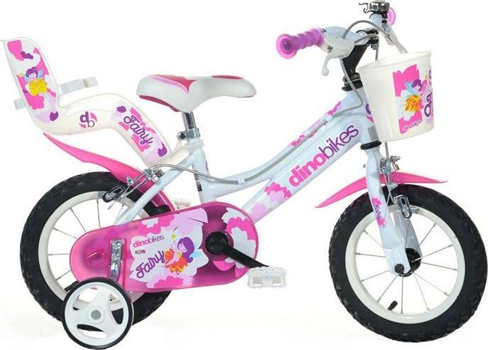 """Dino Ποδήλατο Παιδικό 12"""" Fairy 2"""