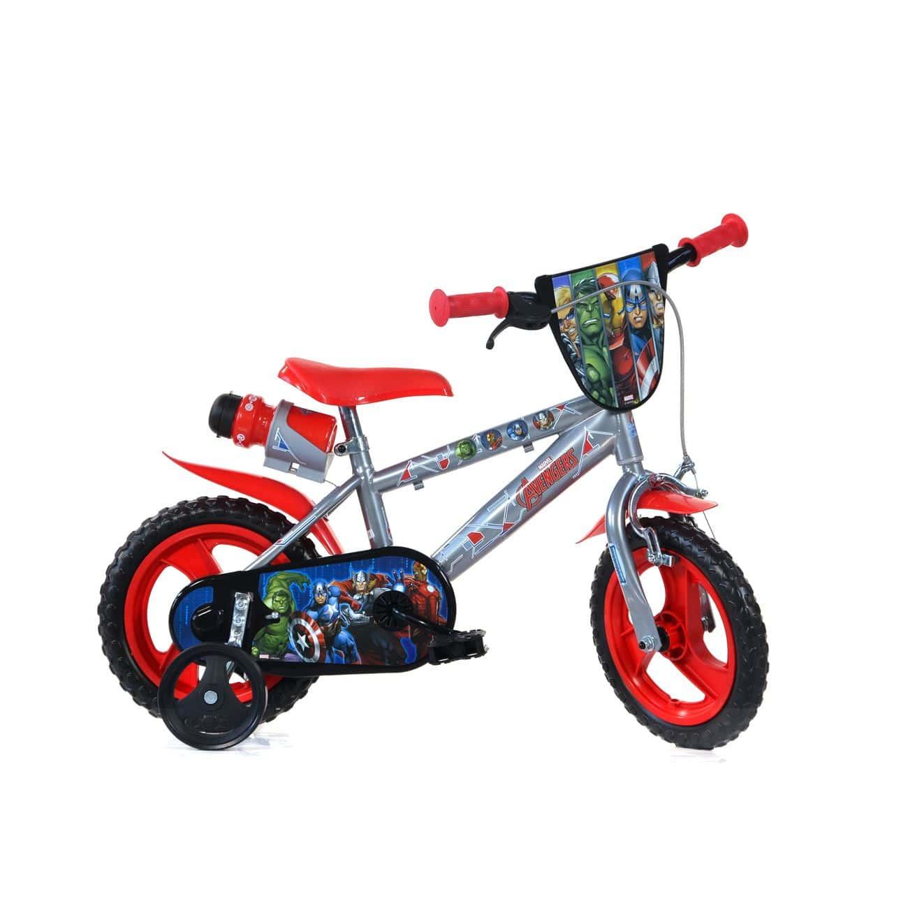 "Dino Παιδικό Ποδήλατο 12"" Avengers 2"