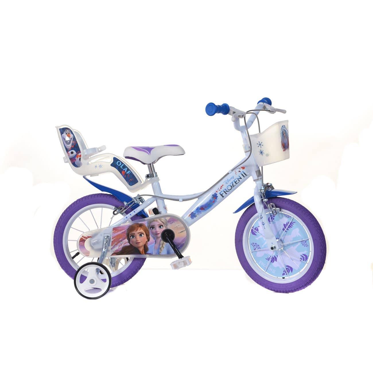 """Παιδικό Ποδήλατο 14"""" Frozen 3"""