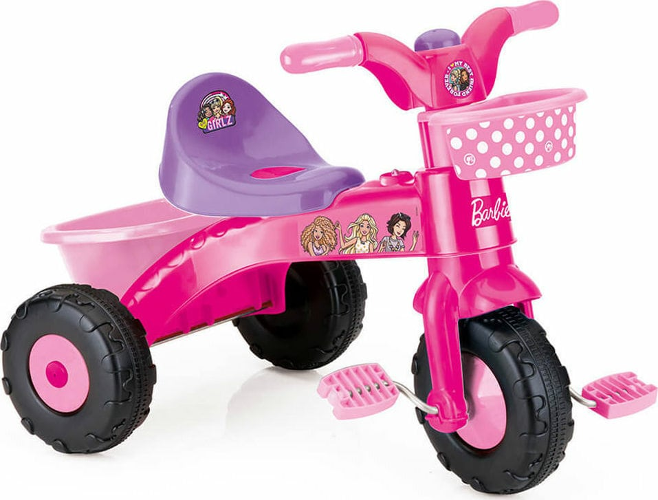 Παιδικό Ποδηλατάκι Barbie-Παιδικά Ποδήλατα