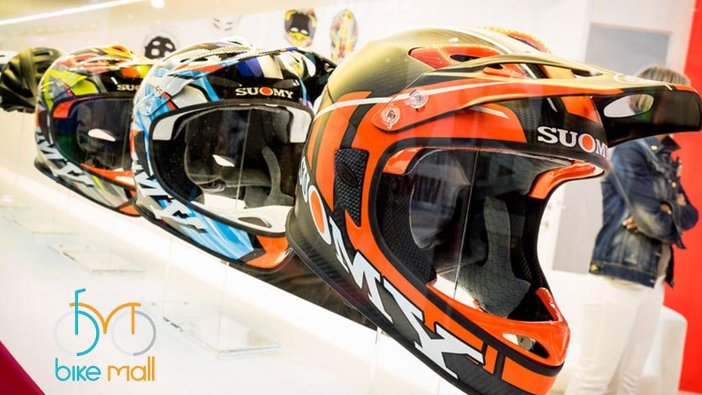 Suomy Bike helmets