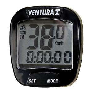 Ventura Κοντέρ X Μαύρο - Ποδηλατικά Αξεσουάρ