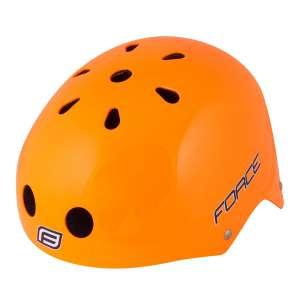 Force Κράνος Ποδηλάτου Bmx Πορτοκαλί - Κράνη Ποδηλάτου