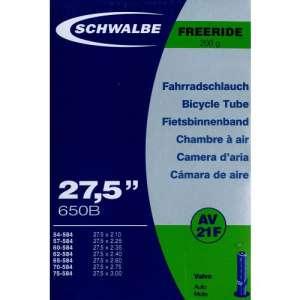 Schwalbe Αεροθάλαμος 27.5 x 2.10 Freeride Av - Αεροθάλαμοι Ποδηλάτου