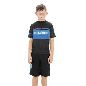 Ποδηλατική Παιδική Μπλούζα Cube-Ρουχισμός Ποδηλάτου
