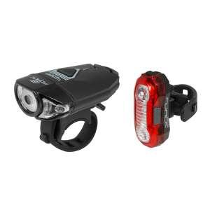 Force Σετ Φανάρια Εμπρόσθιο & Οπίσθιο - Φώτα Ποδηλάτου