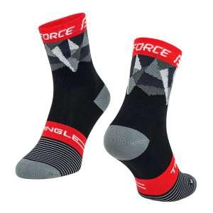 Force Ποδηλατικές Κάλτσες Triangle - Ποδηλατικός Ρουχισμός
