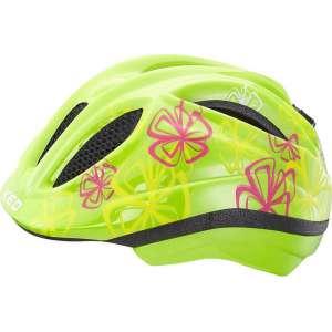 Παιδικό Ποδηλατικό Κράνος Green Flower-Ρουχισμός Ποδηλάτου