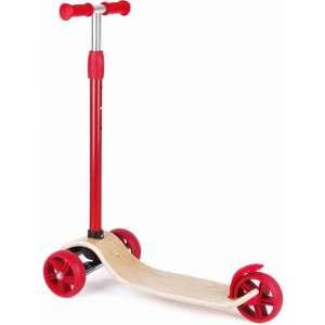 Ξύλινο Πατίνι Hape - Ποδήλατα - Πατίνια
