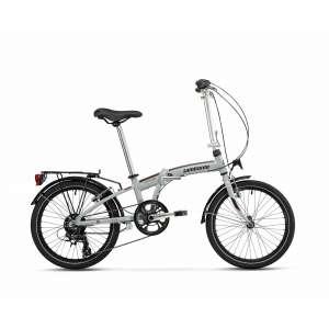 Lombardo Ποδήλατο Αλουμινίου Σπαστό Capri 020 - Αναδιπλούμενα / Σπαστά Ποδήλατα