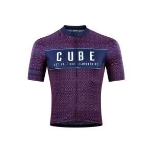 Ποδηλατική Μπλούζα Cube-Ρουχισμός Ποδηλάτου