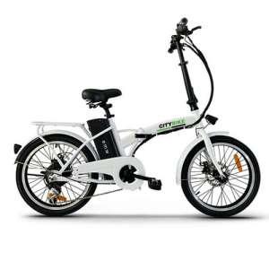 Emw Ηλεκτρικό Ποδήλατο Σπαστό City Bike - Ηλεκτρικά Αναδιπλούμενα Ποδήλατα