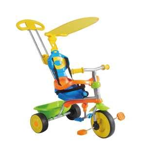 Skorpion Wheels Παιδικό Τρίκυκλο Ποδηλατάκι Με Τιμόνι - Παιδικά Τρίκυκλα Καρότσια
