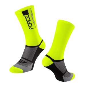 Ποδηλατικές Κάλτσες Force-Ρουχισμός Ποδηλάτου