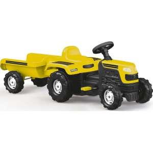 Πεταλοκίνητο Τρακτέρ Dolu-Παιδικά Τετράτροχα