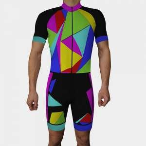 Ολόσωμο Σορτς Τριάθλου-Ρουχισμός Ποδηλάτου