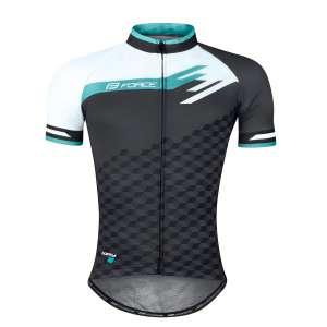 Ποδηλατική Μπλούζα Κοντομάνικη Force-Ρουχισμός Ποδηλάτου