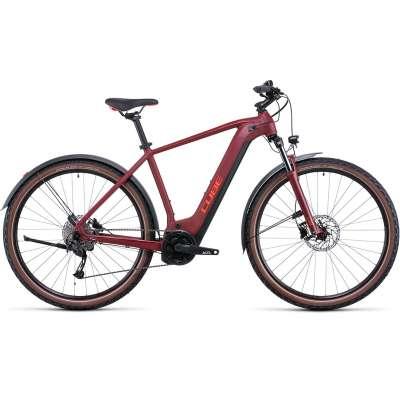 Cube Ηλεκτρικό Ποδήλατο Πόλης/Trekking Nuride Hybrid Performance 500 Allroad - Πόλης/Trekking Ηλεκτρικά