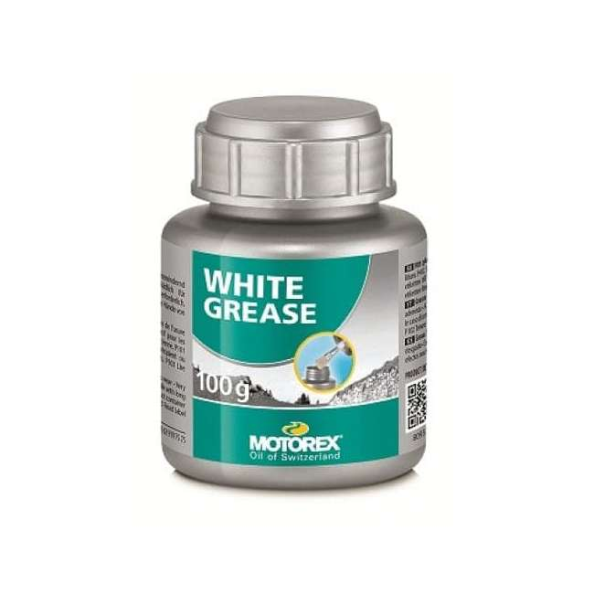 Motorex White Grease Άσπρο Γράσσο Lithium - Αξεσουάρ Για Ποδήλατα